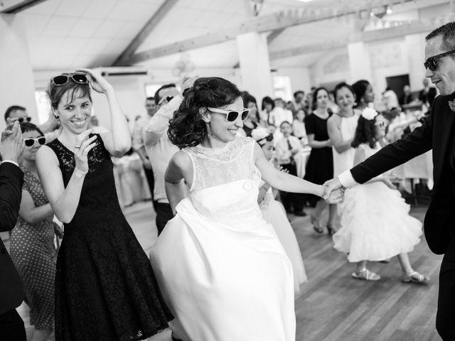 Le mariage de Romaric et Cécile à Chapelle-Voland, Jura 30