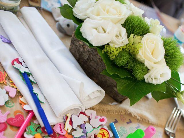 Le mariage de Romaric et Cécile à Chapelle-Voland, Jura 34