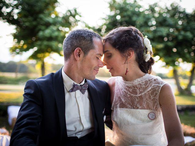 Le mariage de Romaric et Cécile à Chapelle-Voland, Jura 36