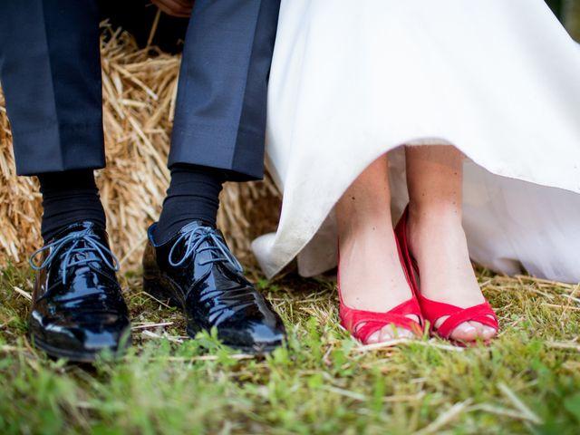 Le mariage de Romaric et Cécile à Chapelle-Voland, Jura 38