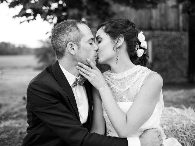 Le mariage de Romaric et Cécile à Chapelle-Voland, Jura 40