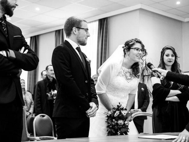 Le mariage de Fabien et Pauline à Étréchy, Essonne 2