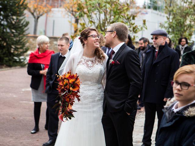 Le mariage de Fabien et Pauline à Étréchy, Essonne 5