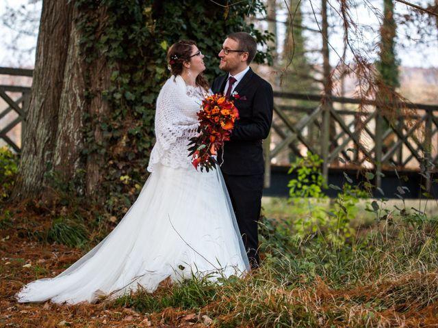 Le mariage de Fabien et Pauline à Étréchy, Essonne 7