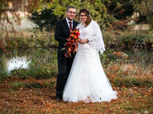 Le mariage de Fabien et Pauline à Étréchy, Essonne 11