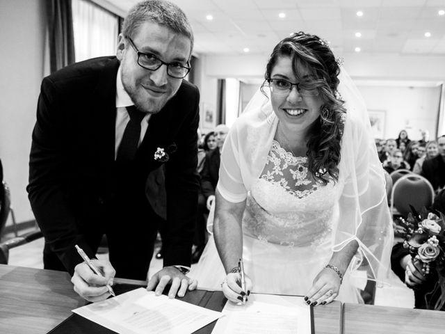 Le mariage de Fabien et Pauline à Étréchy, Essonne 1
