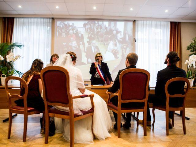 Le mariage de Fabien et Pauline à Étréchy, Essonne 12