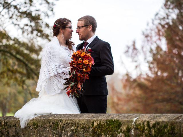 Le mariage de Fabien et Pauline à Étréchy, Essonne 13