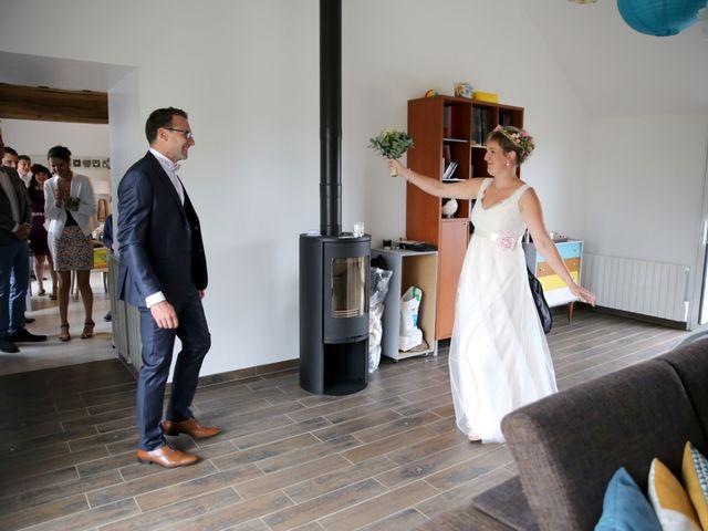 Le mariage de David et Clémentine à Mésanger, Loire Atlantique 31