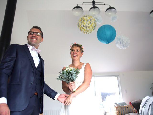 Le mariage de David et Clémentine à Mésanger, Loire Atlantique 33