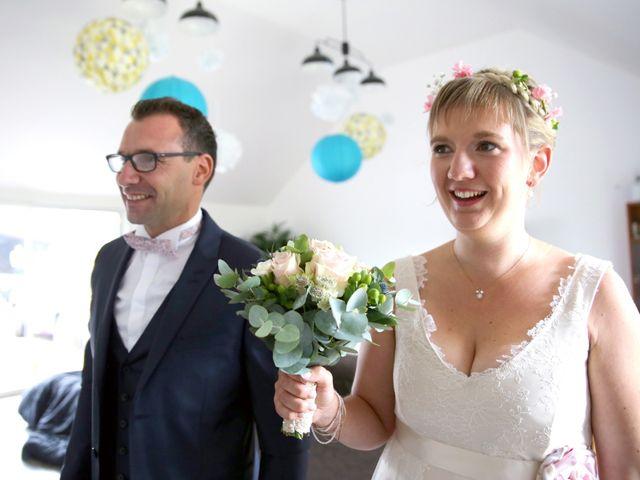 Le mariage de David et Clémentine à Mésanger, Loire Atlantique 34