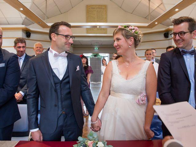 Le mariage de David et Clémentine à Mésanger, Loire Atlantique 42