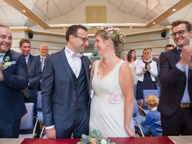 Le mariage de David et Clémentine à Mésanger, Loire Atlantique 43