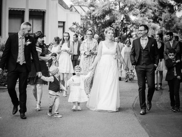 Le mariage de David et Clémentine à Mésanger, Loire Atlantique 47