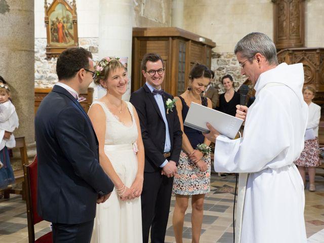 Le mariage de David et Clémentine à Mésanger, Loire Atlantique 52