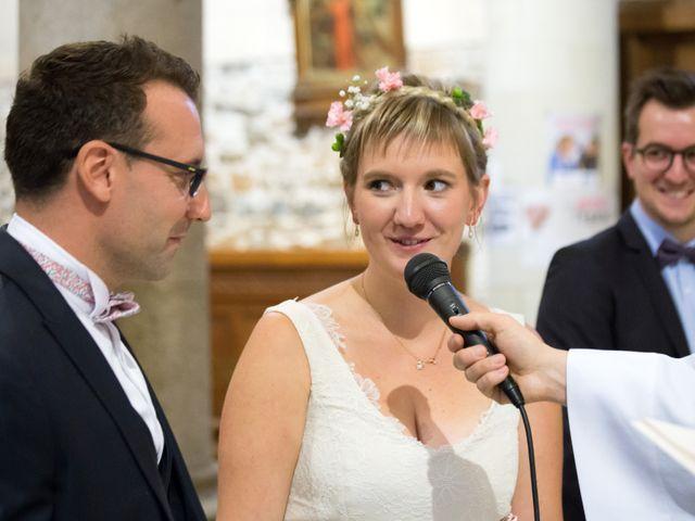 Le mariage de David et Clémentine à Mésanger, Loire Atlantique 53