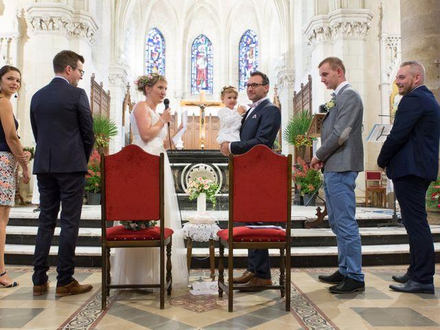 Le mariage de David et Clémentine à Mésanger, Loire Atlantique 56