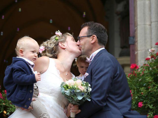 Le mariage de David et Clémentine à Mésanger, Loire Atlantique 62