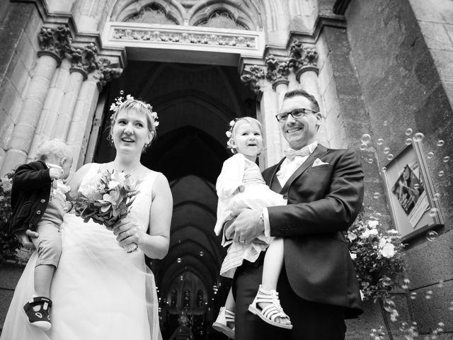Le mariage de David et Clémentine à Mésanger, Loire Atlantique 63