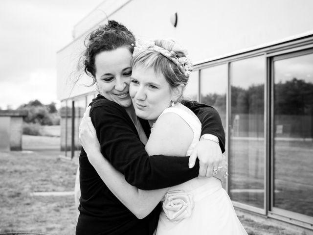 Le mariage de David et Clémentine à Mésanger, Loire Atlantique 74