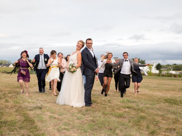 Le mariage de David et Clémentine à Mésanger, Loire Atlantique 87