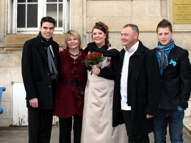 Le mariage de Gabriel et Philippine à Floirac, Gironde 24