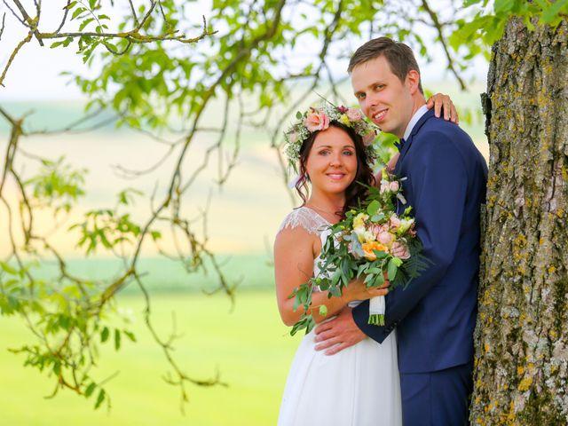 Le mariage de Amandine et Ghislain