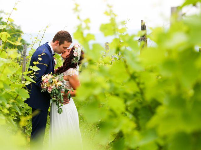 Le mariage de Ghislain et Amandine à Imbsheim, Bas Rhin 6