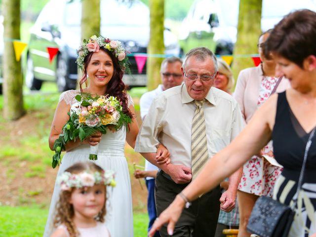 Le mariage de Ghislain et Amandine à Imbsheim, Bas Rhin 18
