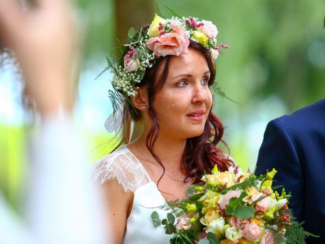 Le mariage de Ghislain et Amandine à Imbsheim, Bas Rhin 21