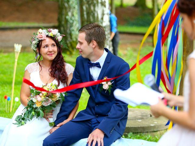 Le mariage de Ghislain et Amandine à Imbsheim, Bas Rhin 23