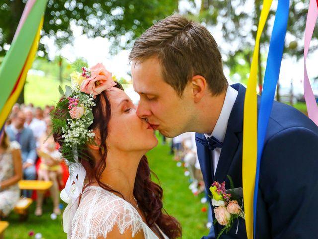 Le mariage de Ghislain et Amandine à Imbsheim, Bas Rhin 26
