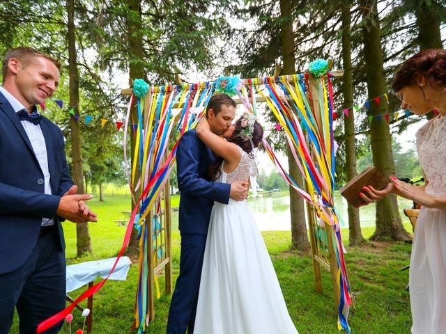 Le mariage de Ghislain et Amandine à Imbsheim, Bas Rhin 29