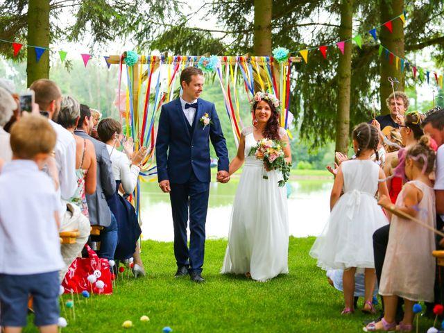 Le mariage de Ghislain et Amandine à Imbsheim, Bas Rhin 30