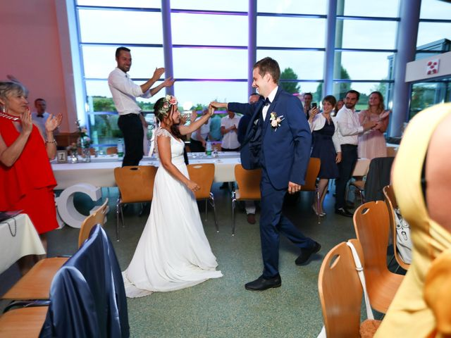 Le mariage de Ghislain et Amandine à Imbsheim, Bas Rhin 49