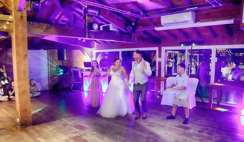 Le mariage de Jérémie  et Laetitia  à Biscarrosse, Landes
