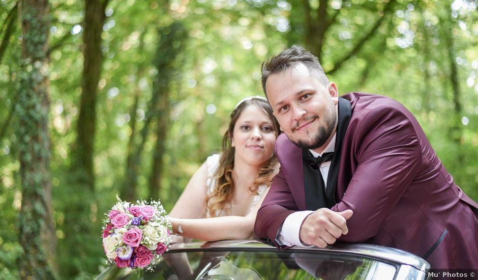 Le mariage de Sébastien et Diana à Villerupt, Meurthe-et-Moselle
