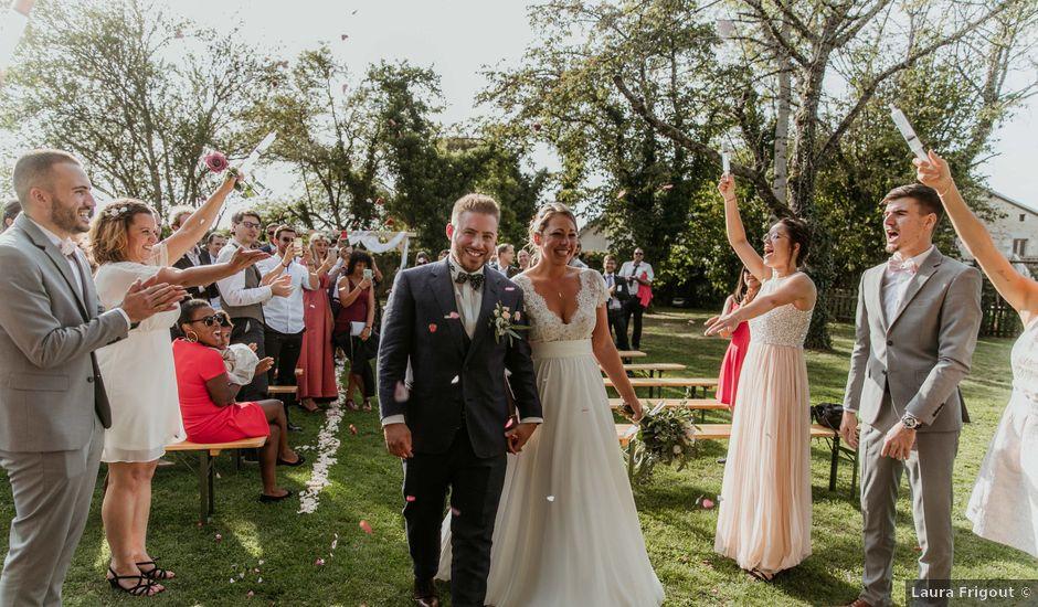 Le mariage de Corentin et Jennifer à Saint-Sixt, Haute-Savoie
