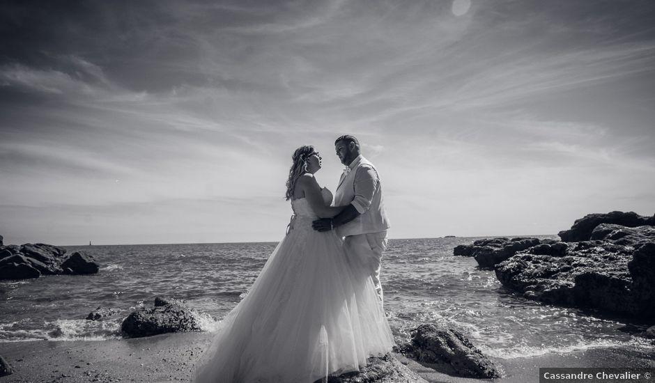 Le mariage de Jérôme et Léanne à Saint-Nazaire, Loire Atlantique