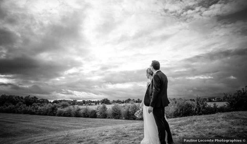 Le mariage de David et Clémentine à Mésanger, Loire Atlantique