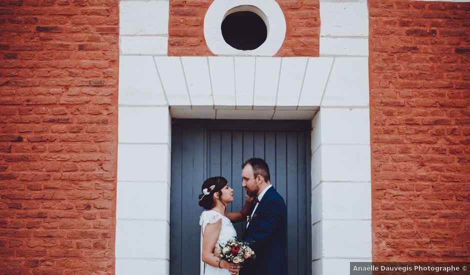 Le mariage de Guillaume et Sophie à Arras, Pas-de-Calais