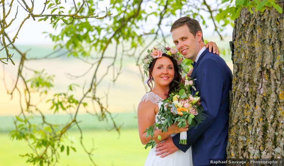 Le mariage de Ghislain et Amandine à Imbsheim, Bas Rhin