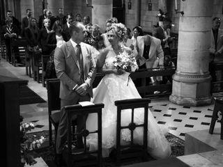 Le mariage de Sylvia et Mathias 1