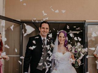 Le mariage de Beverly et Damien