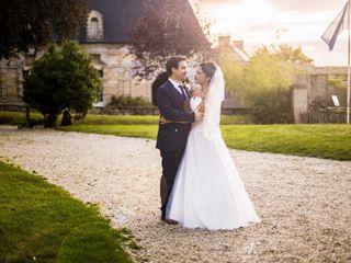 Le mariage de Chloé et François