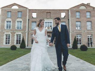 Le mariage de Jeanne et Clément