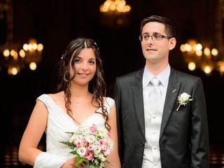 Le mariage de Marie et Erwan