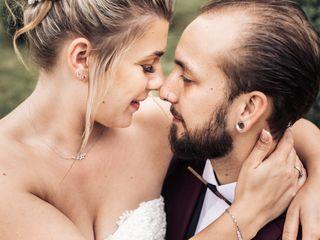 Le mariage de Lisa et Maxime