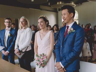 Le mariage de Pauline et Eric 2
