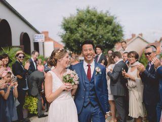 Le mariage de Pauline et Eric 3